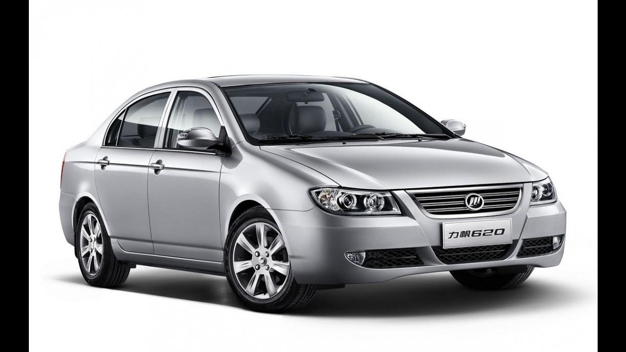 Lifan reduz preços dos modelos 320 e 620 no Brasil