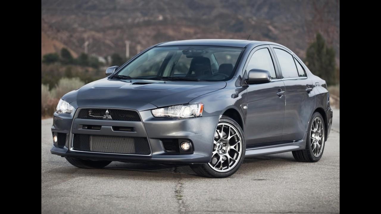 Mitsubishi afirma que desenvolvimento de modelos esportivos está em