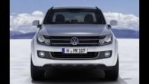 Nova Volkswagen Amarok - Veja as primeiras fotos oficiais da pick-up