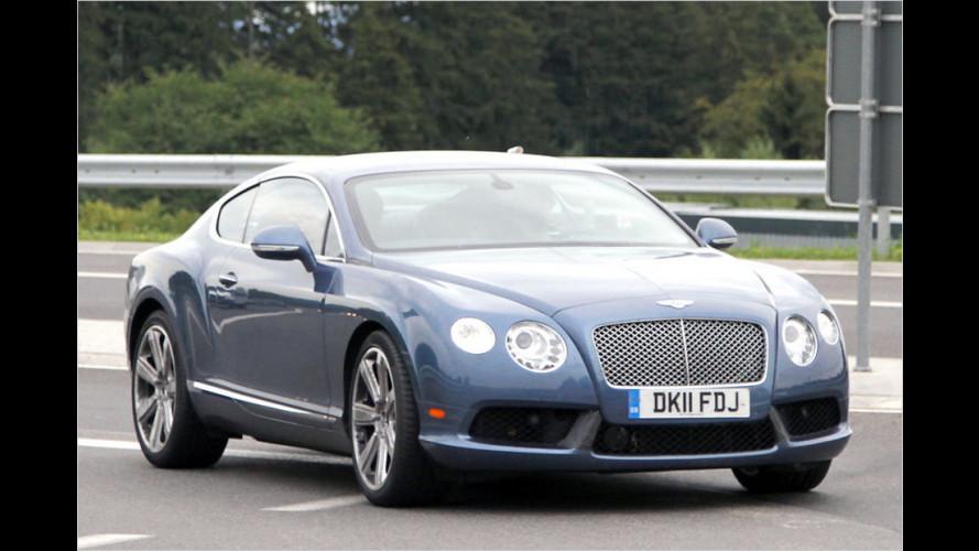 Erstmals ungetarnt: Neuer Bentley Continental GT Speed
