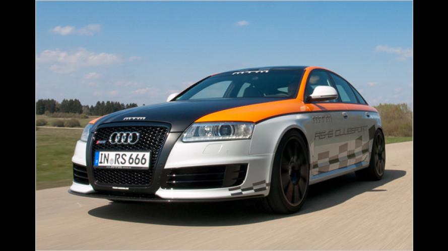MTM tunt Audi: RS6 Clubsport mit mehr als 730 PS