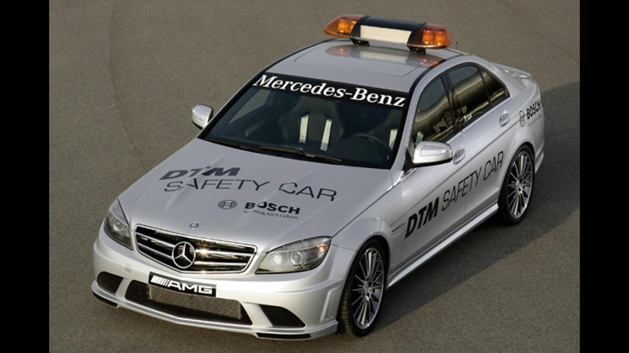 Safety Car aus der DTM