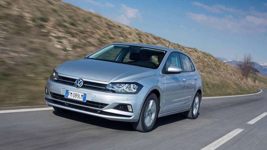 Volkswagen Polo 1.0 TGI