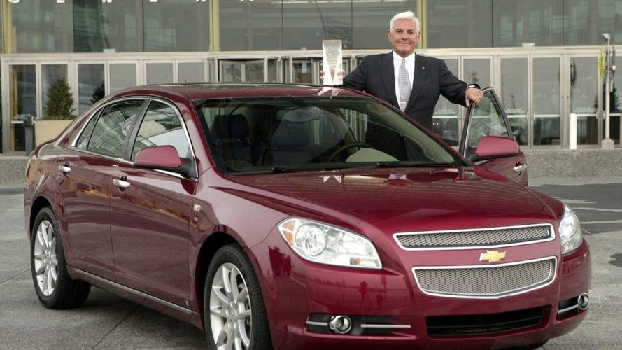 Chevrolet Malibu is North American Car of the Year
