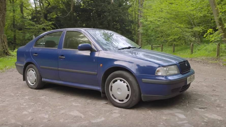 This Is What A 432,000-Mile Skoda Octavia Looks And Feels Like