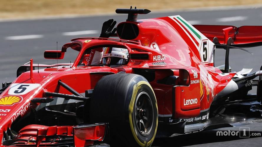 2018 F1 British GP: Vettel Wins, Hamilton Second Despite Raikkonen Clash