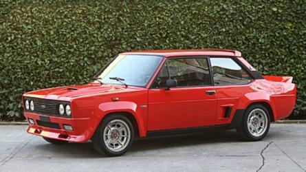 Fiat 131 Abarth Rally, quando a Torino si vincevano i mondiali