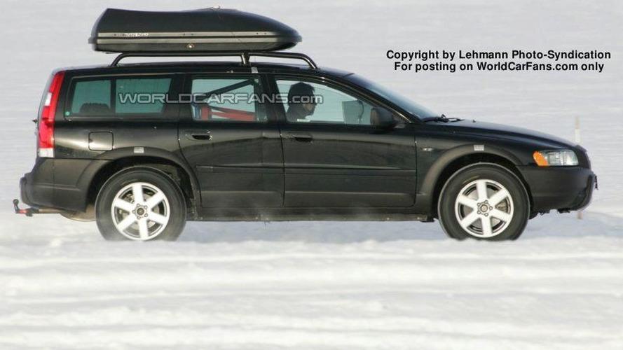 SPY PHOTOS: Volvo XC 60