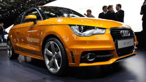 2011 Audi A1 TFSI S-Line live in Paris 30.09.2010