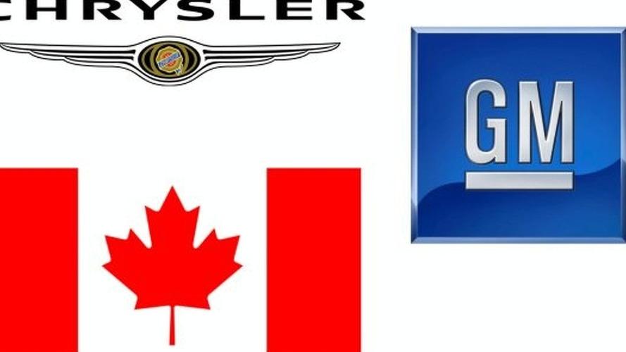 Canada approves $3.5 billion auto bailout