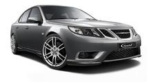 Hirsch Performance aerodynamic package for Saab 9-3, 11.01.2011