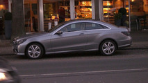2010 Mercedes E Class Coupe Profiled in Latest Spy Shots