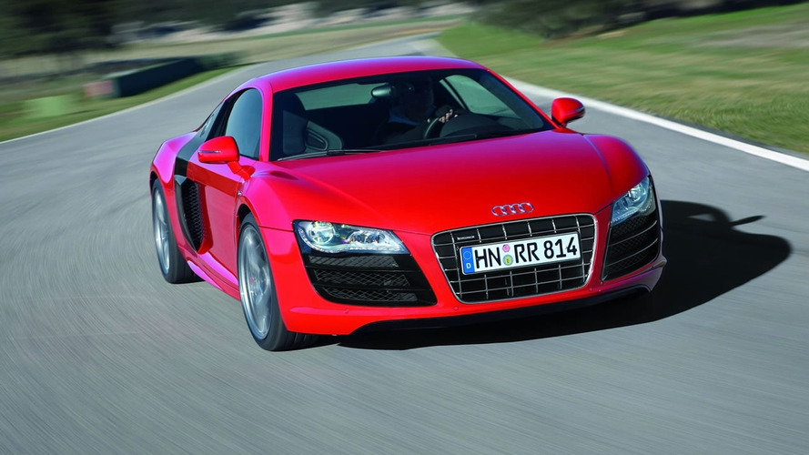 Audi R8 Lineup to Grow with Entry Level and Sportier LMS Inspired Models