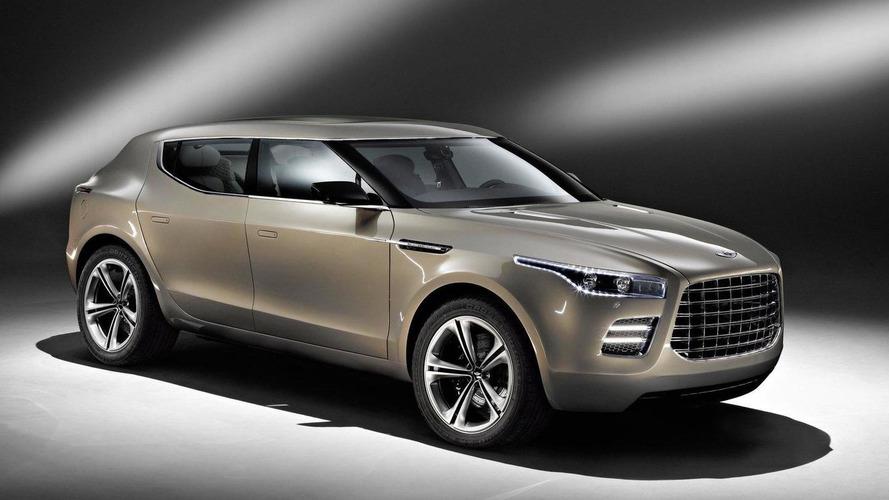 Lagonda to build SUVs exclusively - report