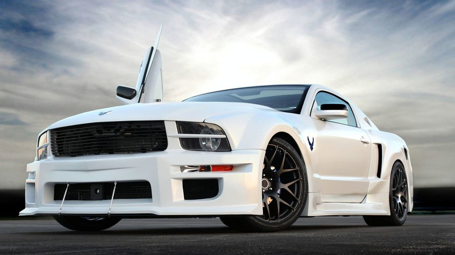 Ford Mustang 'X-1' and Dodge Challenger 'Vapor' Revealed