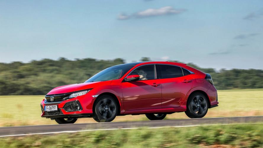 La Honda Civic s'offre un nouveau diesel de 120 ch