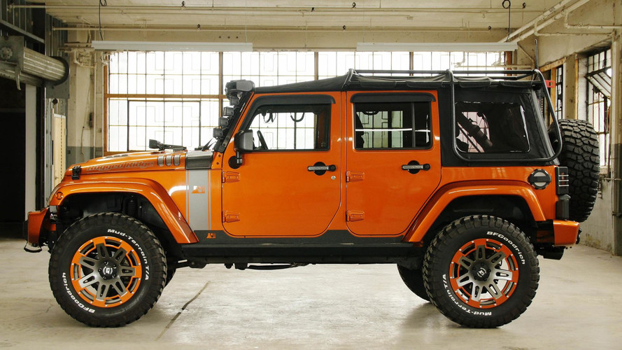 Here's What $21K Worth Of Accessories Looks Like On A Jeep Wrangler
