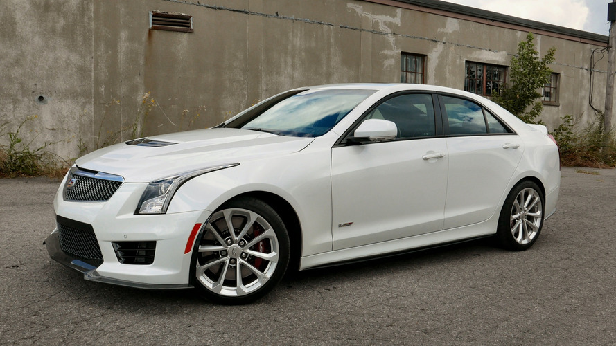 Review: 2016 Cadillac ATS-V Sedan