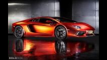 Print Tech Lamborghini Aventador