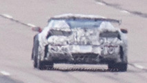 Chevy Corvette ZR1 Spy PIcs