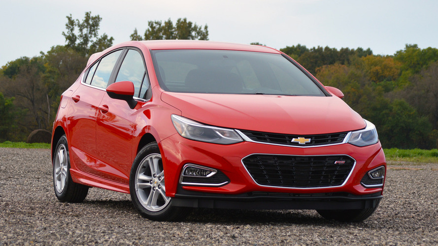 Chevy Cruze diesel could be first non-hybrid to hit 50 mpg since Honda CRX