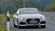 Audi RS5 casus fotoğrafları