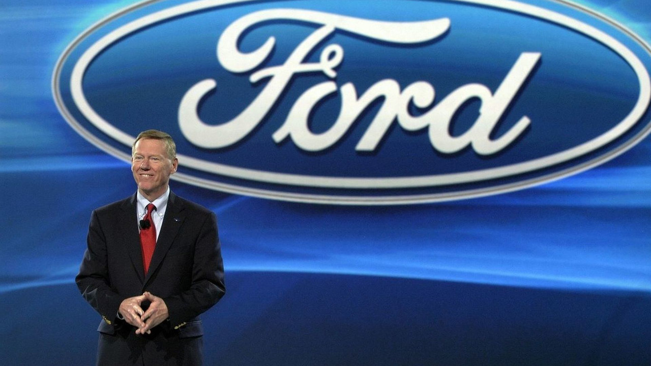 Alan Mulally, Ford CEO