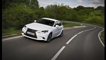 Nuova Lexus IS Hybrid