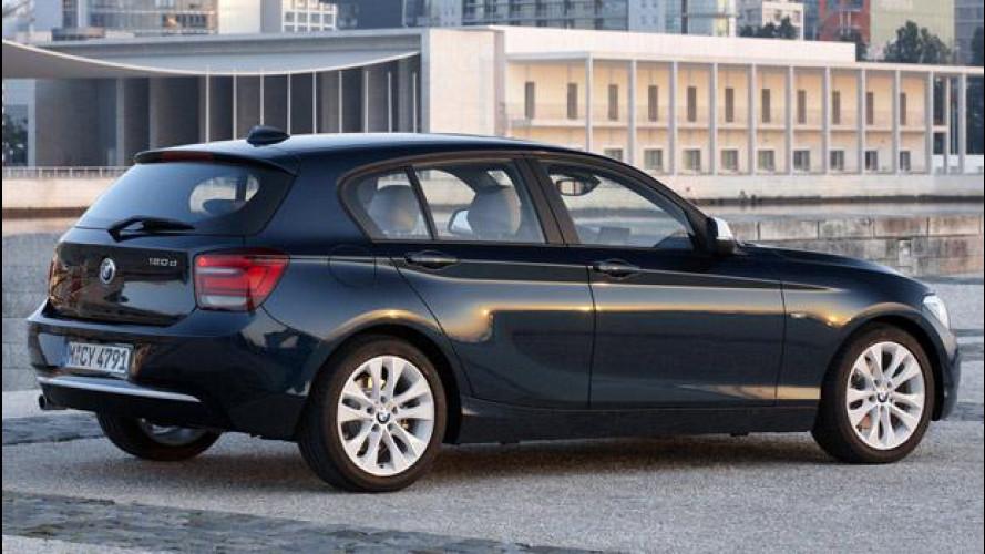 Nuova BMW Serie 1 Business
