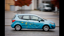 Opel Meriva MeRegio - eMobility Workshop