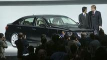 2008 Lexus LS600h Unveiled at NYIAS