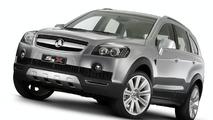 Holden (Chevrolet) S3X Concept