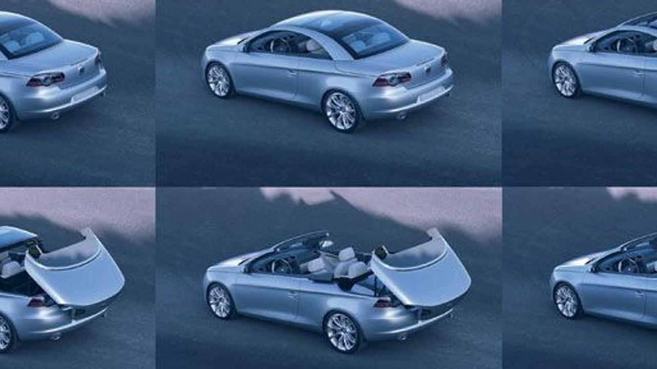 Volkswagen Concept C design study